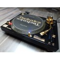 Technics SL - 1200 GLD Edt. - Limited Gold Edition - GLD Slipmat + GLD Headshell